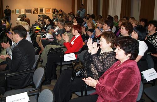 Вчителі України змагаються у Полтаві