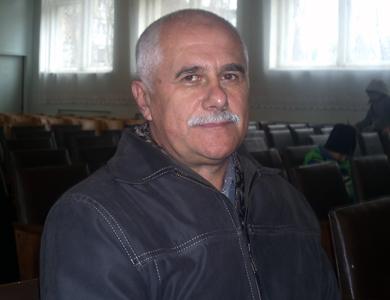 Гросмейстер з рішення шахових задач Володимир Погорєлов