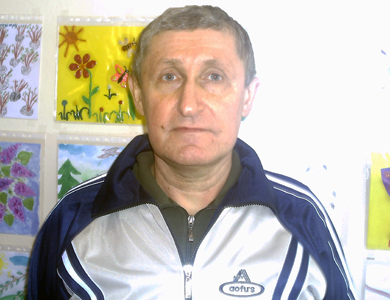 Микола Резнік — ІІ місце