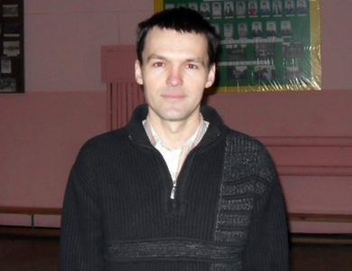 Гросмейстер з рішення шахових задач Олексій Соловчук