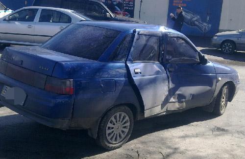 Новые подробности столкновения «десятки» с милицейской «Toyota Land Cruiser»