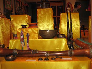 Всі скарби Тібету — для полтавців