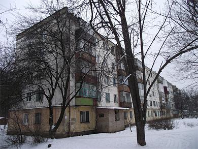 Дом на Пушкаревской, 22а в Полтаве