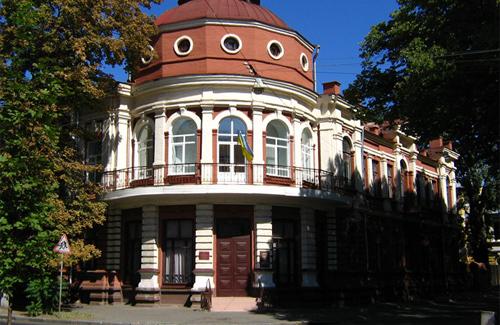 Полтавский областной архив
