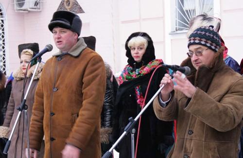 Сергій Соловей і Тарас Пустовіт
