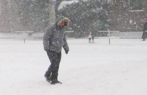 Сильні морози в Україні – ризик обмороження