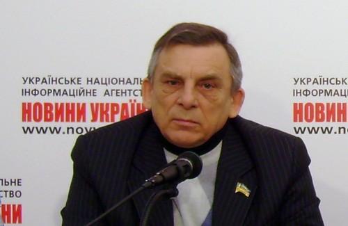 Головний лікар 4-ої міської клінічної лікарні Леонід Куроєдов