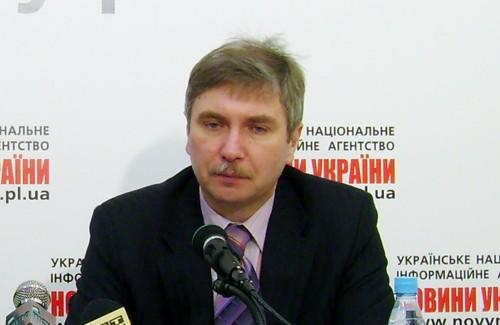 Начальник управління охорони здоров'я Полтавського міськвиконкому Сергій Котов