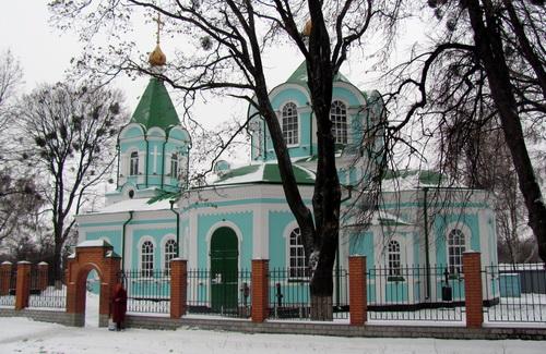 Макаріївський храм у Полтаві