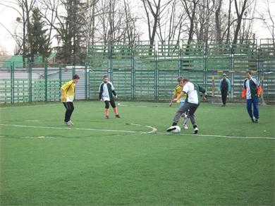Відкритий чемпіонат Полтави з міні-футболу