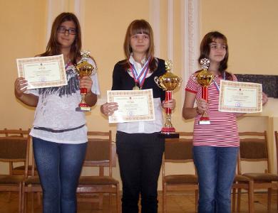Валерія Кришталь — багаторазова чемпіонка України і Європи з шашок
