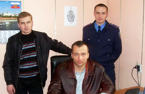 Підрозділ карного розшуку Миргородського міськвідділу
