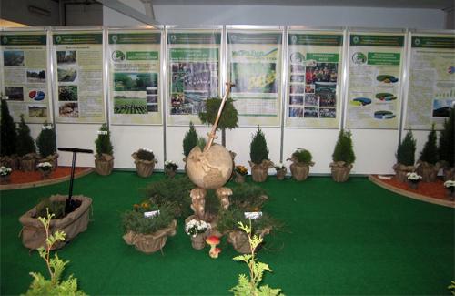 ІV Міжнародна виставка «Довкілля 2011»