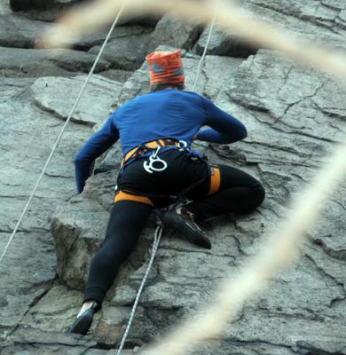 Полтавські альпіністи підготувалися до сходження на Кримські гори