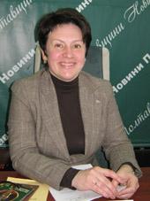 Ирина Балыбина