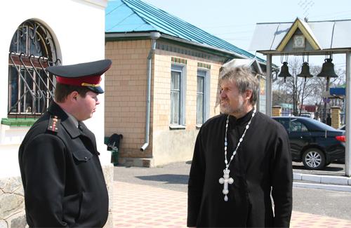 МНС інструктує полтавських священнослужителів