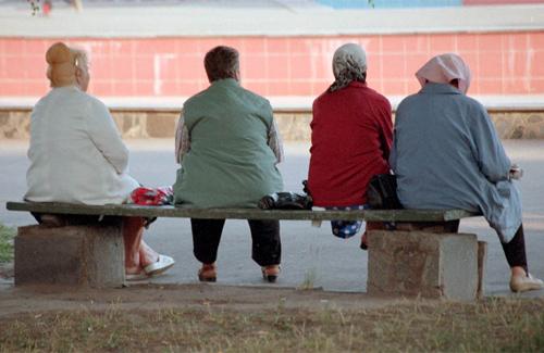 Пенсійний фонд бореться зі старістю