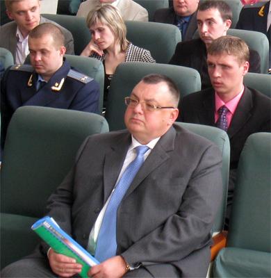 Полтавские налоговики вошли в Совет областного союза юристов Украины