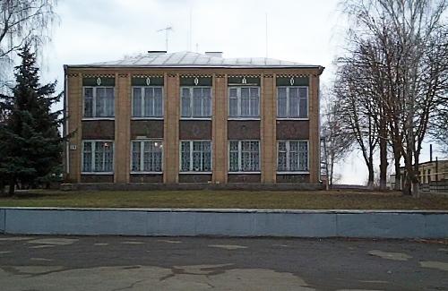 Лазірківська селищна рада