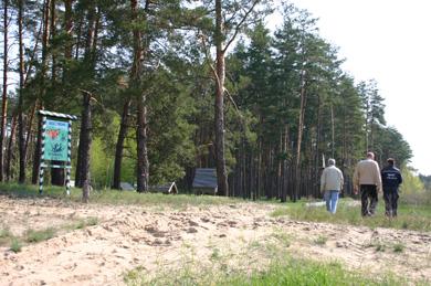 МНСники шукали у лісах «свиней»