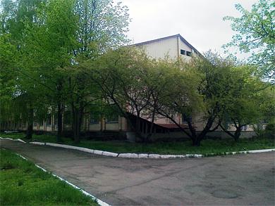 Лікарня в селі Лазірки