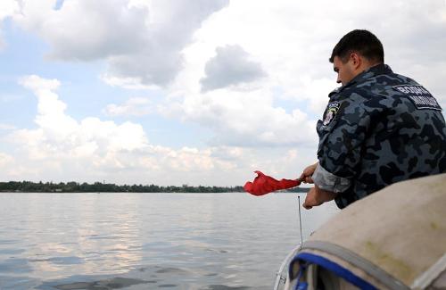 Браконьеры поймали рыбу, правоохранители — браконьеров