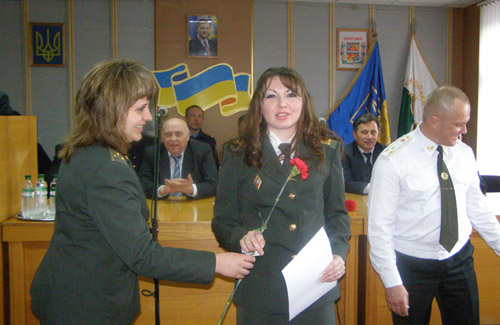 На Полтавщині відзначили 13-річчя Державної пенітенціарної служби