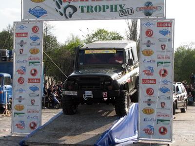 Екстримали Полтавського автоклубу — серед лідерів Східної України