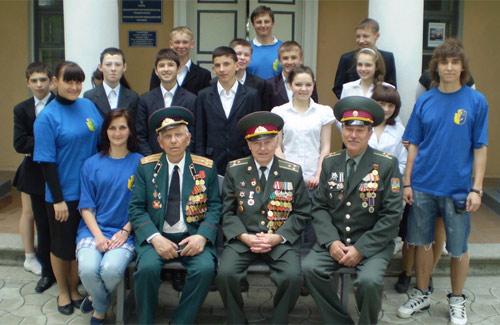 «Встреча поколений» у Короленко