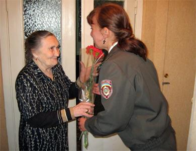 Кременчуцькі пенітенціарії віддячили ветеранам