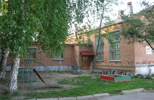 Подвір'я 15-ї школи