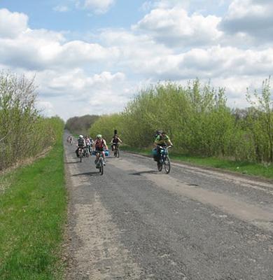 Мальовничою Полтавщиною на велосипеді