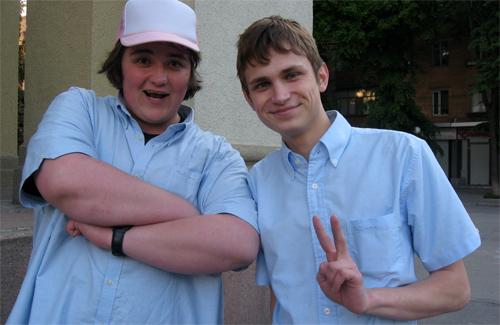 Виктор и Михаил