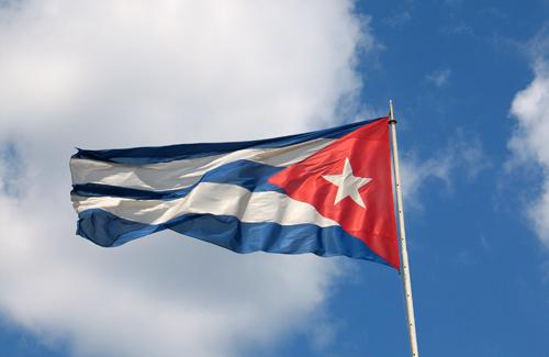 В Полтаве требуют от США освободить пятерых кубинцев