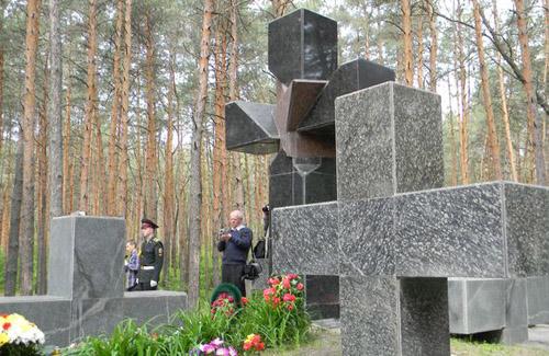 На Полтавщині вшанували пам'ять жертв голодомору і політичних репресій