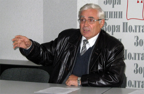 Николай Лебедик