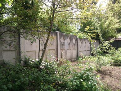 Старий паркан
