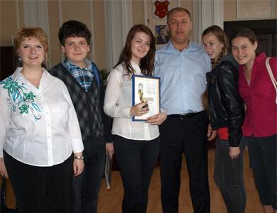 Полтавські дітки вразили львів'ян «Окриленою мелодією кохання»