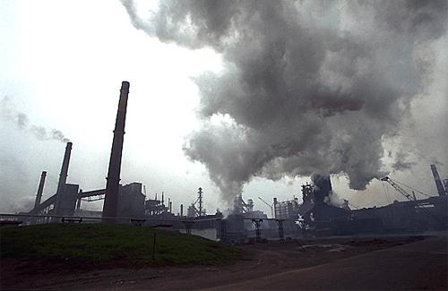 Промисловість Полтавщини падає