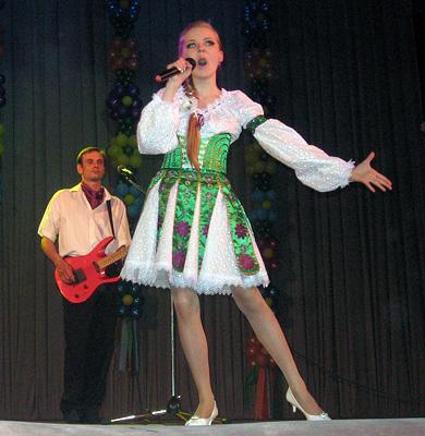 Фестиваль «Веселкова доля» у Полтаві