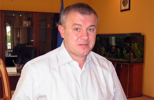 Олександр Рудяк, начальник ГУ МВС України в Полтавській області