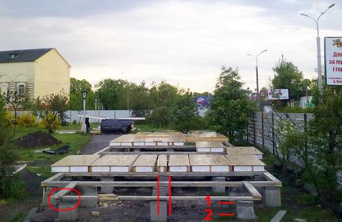 Строительство церкви Храмового комплекса Свято-Андреевской Украинской Православной Церкви