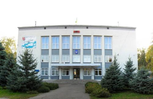 Киевский районный совет в Полтаве