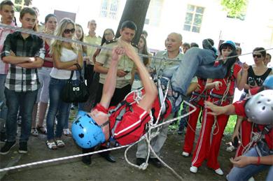 На Полтавщині знайшли найкращого юного пожежного