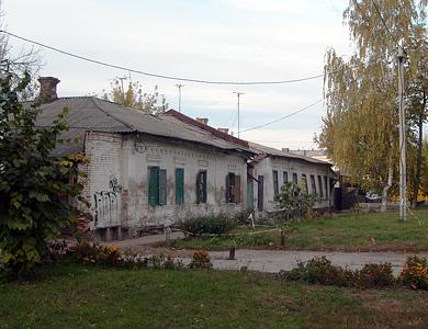 Ул. Фрунзе в Полтаве