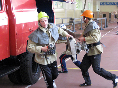 «Школа безпеки» виховує юних рятувальників