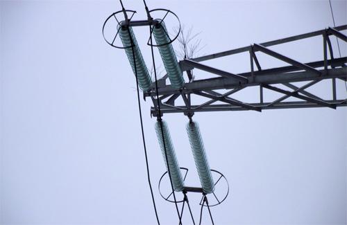 Відсутність електроенергії пояснюється спрацюванням систем захисту електромереж