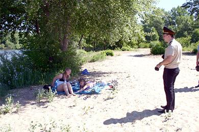 Чим загрожує відпочинок в лісі біля води