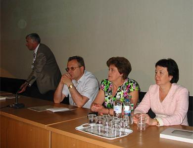 Лікарі-ендоскопісти з усієї України зібралися в Миргороді