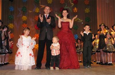 проект «Краща молода сім'я 2011 року»
